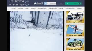 مانور فوق العاده ماشین کنترلی wltoys 10423 در برف | ایستگاه پرواز