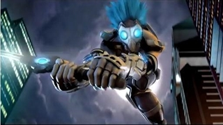 انیمیشن کوتاه Azureus Rising