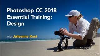 آموزش Photoshop CC 2018 برای طراحی