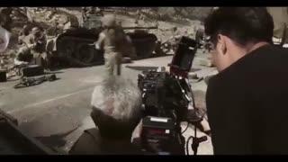 ویدئویی جدید از پشت صحنه «ماجرای نیمروز: رد خون»