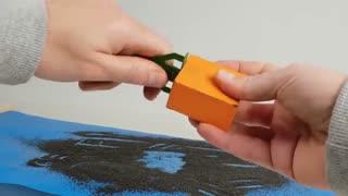 روشی خلاقانه برای نشان دادن میدان مغناطیسی