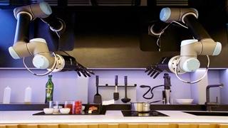 فناوری ربات هوشمند آشپز