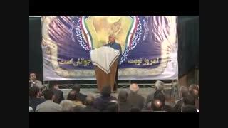 طوفانی دیگر از حسن عباسی به حمایت از مردم کرج