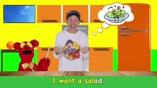 finger family food 2/ Dream English