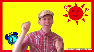 Wake Up! Daily Routines Song for Kids / Dream English