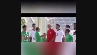 """حسن عباسی: """"اگه فوتبال دست ۴ تا بچه بسیجی بود تا حالا همه رو سوراخ کرده بودیم و قهرمان بودیم."""""""