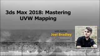 آموزش UVW Mapping در 3ds Max 2018