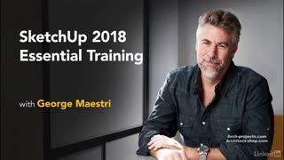 آموزش SketchUp 2018