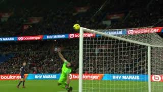 سیوهای برتر دروازهبانان در هفته 24 لیگ 1 فرانسه