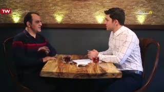 گفتگو با بهمن ابراهیمی مستندساز پیرامون سمندر لرستانی