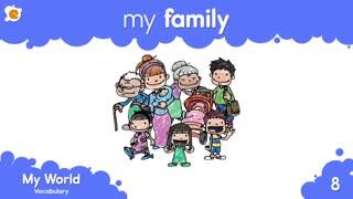 I Love My Family / خانواده/My Family Loves ME!