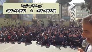برگزارکننده جشن های مدارس (دهه فجر)