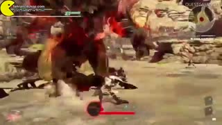 God Eater 3 gameplay tehrancdshop.com تهران سی دی شاپ
