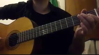 آهنگ شاد با گیتار
