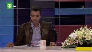 واکنش فردوسی پور به حواشی حمید سوریان در برنامه نود