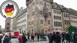 یک روز در نورنبرگ (نورمبرگ) آلمان - میگریت جرمنی