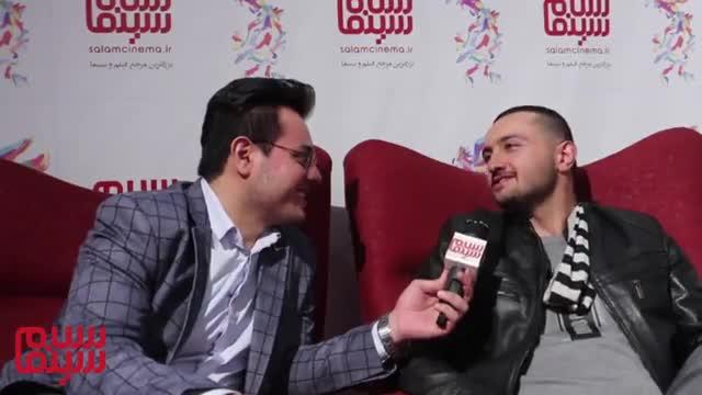 امیرحسین هاشمی از تجربه «رد خون» میگوید