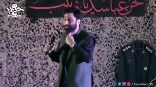 روضه حضرت فاطمه زهرا (س) با نوای صابر خراسانی