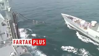 آغاز رزمایش دریایی ۴۴ کشور در آبهای پاکستان