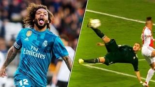 33 گل شگفتانگیز رئال مادرید در فوتبال اروپا
