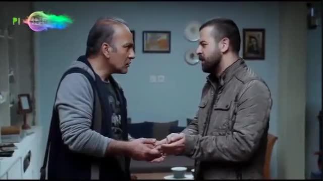 فیلم آذر ، جر و بحث امیر(حمیدرضا آذرنگ ) با صابر(هومن سیدی ) و قتل او