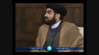 شبکه ولایت - برنامه ناگفته های مسیحیت - قسمت 5 - استاد رضوی و عباسی