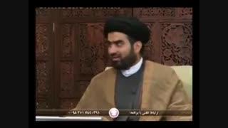 شبکه ولایت - برنامه ناگفته های مسیحیت - قسمت 6 - استاد رضوی و عباسی