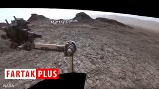 واضحترین ویدئویی که تاکنون از مریخ دیدهاید!