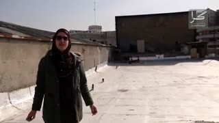 اینجا سینماست؛ اولین سینمای روباز تهران