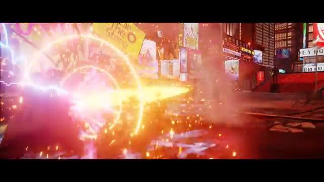 تریلر هنگام عرضه بازی Jump Force - بازیمگ