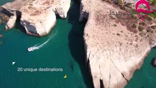 سفر رویایی با تور کروز در مدیترانه