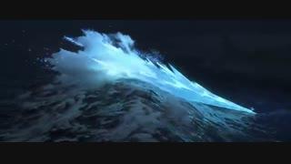 اولین تیزر از انیمیشن Frozen 2
