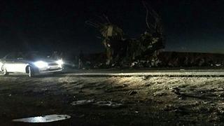 تصاویری دلخراش از مجروحین حادثه تروریستی سیستان و بلوچستان