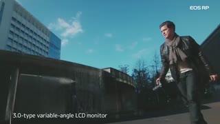 معرفی دوربین بدون آینه Canon EOS RP