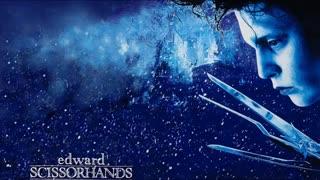 """Edward Scissorhands - """"Main Title""""اهنگ ادوارد دست قیچی"""