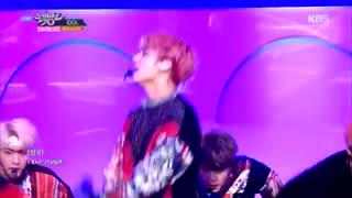 کنسرت زیبایــــــــــ آهنگ ☆IDOL☆ اجرا توسط گروه بی تی اس ❤BTS❤