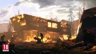 تریلر هنگام عرضه بازی Far Cry New Dawn - بازیمگ