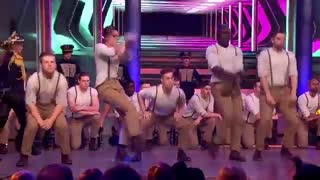 مسابقه رقص و آهنگ در    انگلیس