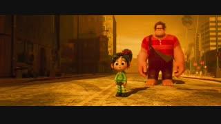 دانلود انیمیشن رالف خرابکار 2 با دوبله فارسی