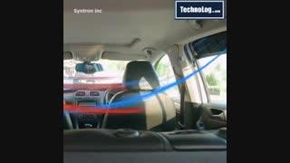 تهویه هوای اتومبیل و خنک نگهداشتن داخل ماشین
