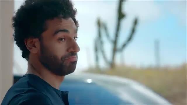 کلکل لیونل مسی و محمد صلاح