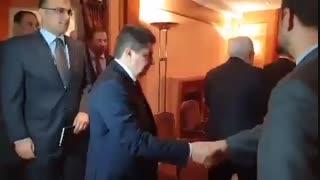 مسرور بارزانی، مشاور امنیت اقلیم کردستان عراق با ظریف در مونیخ دیدار و گفتوگو کرد