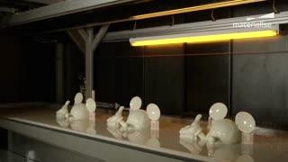 پرینتر سه بعدی و مجسمهی میکی موس