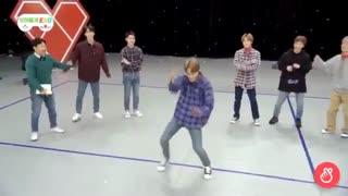 کاور کای از آهنگ Bad boy از ردولوت  تو برنامه Show you Exo