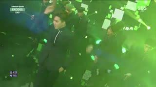 اجرای Exodus از Exo با زیر نویس فارسی آنلاین