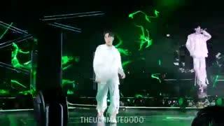 اجرای Outro:Tear از BTS