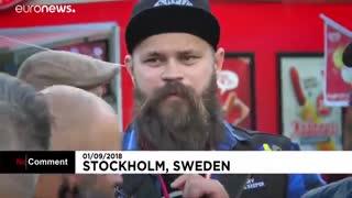 عنوان بهترین آرایشگر صورت در سوئد به یک ایرانی تعلق گرفت…