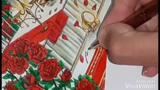 نقاشی جدیدم از سوکا-چان *-* پلی شه