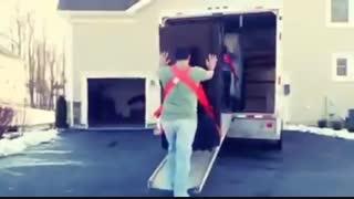 روش نوین حمل اثاثیه منزل و ادارات
