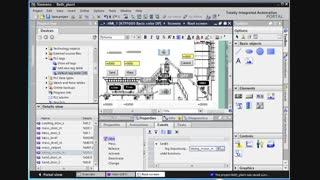 آموزش Tia Portal (محیط جدید PLC و WinCC زیمنس)